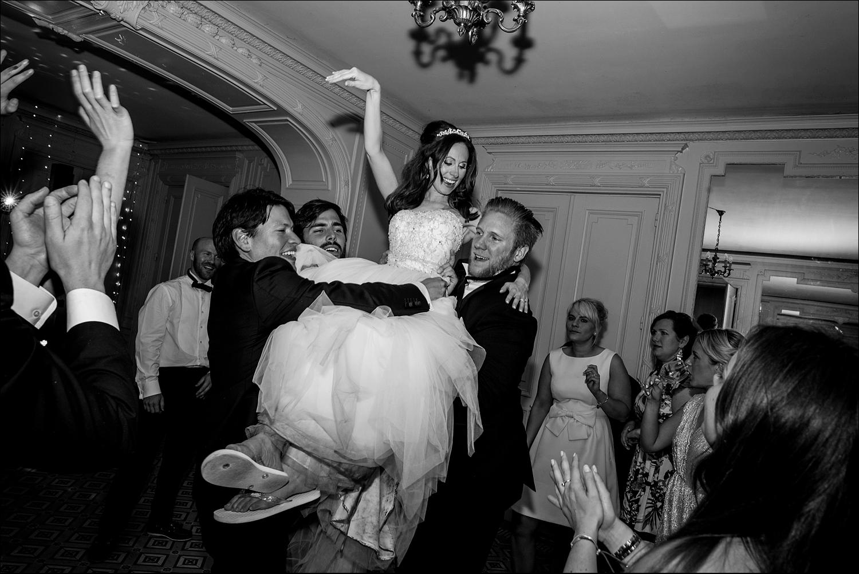 Un mariage rock