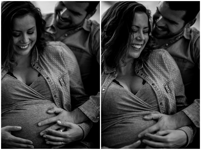 Une séance photo grossesse à Nantes