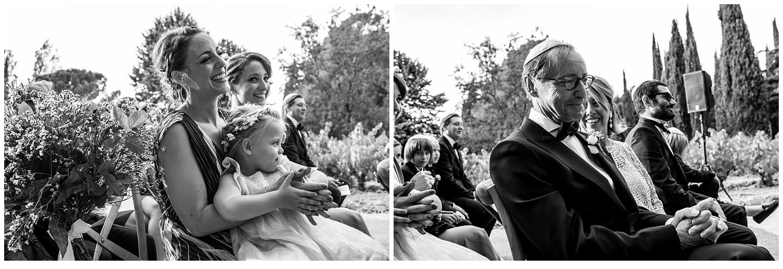 Une fête incroyable pour un mariage élégant en Provence