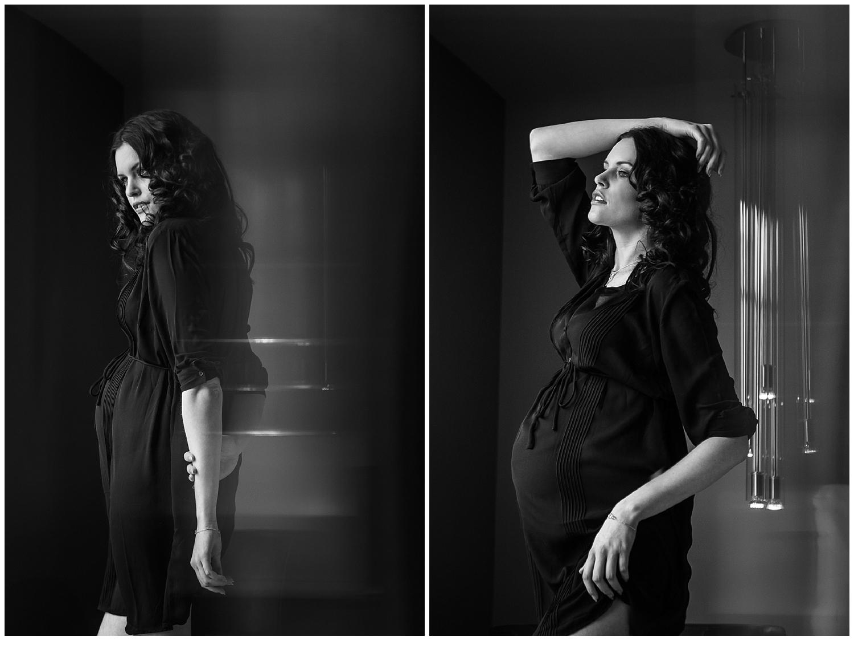 Une séance grossesse en douceur à Paris