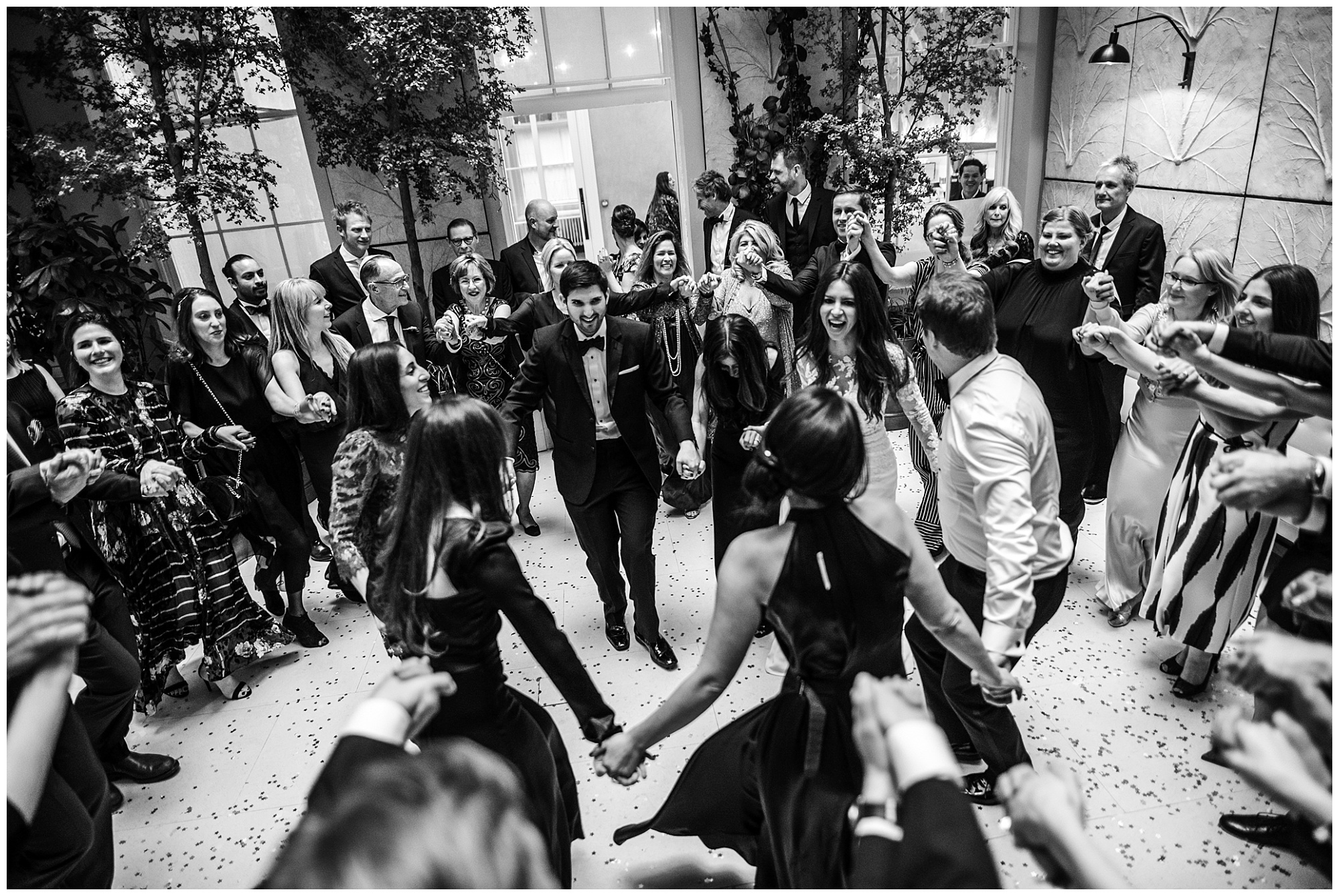 Un mariage à Londres à Somerset House