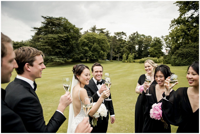 Un mariage au domaine Les Crayères à Reims